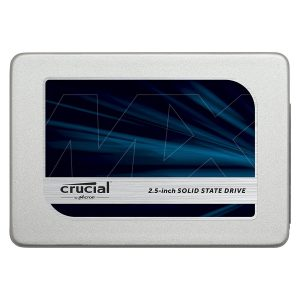 Crucial Solid State Hard Drive