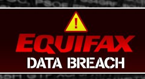 Equifax Data Breach Network Security