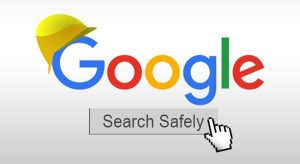 Search google safely