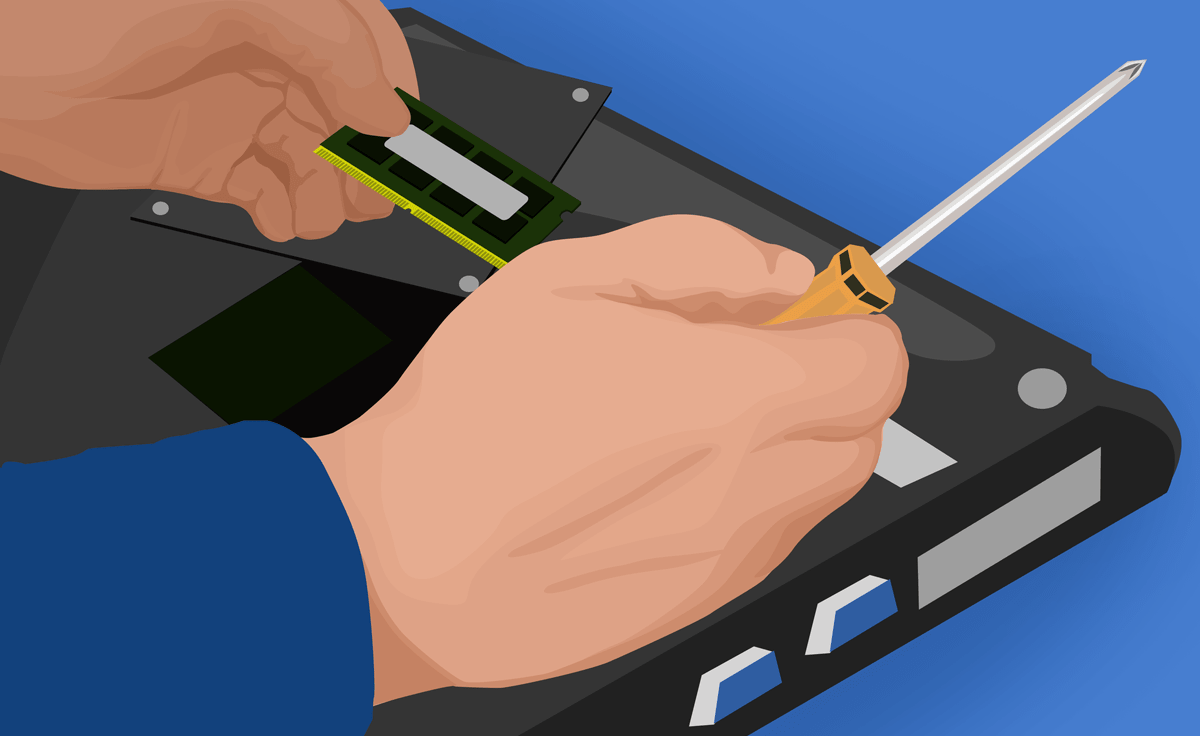 Onsite computer repair